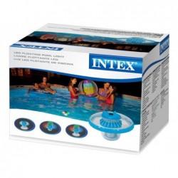 Lampe Led Flottante Intex 28695 Pour Piscines | Piscineshorssolweb