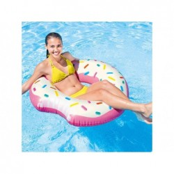 Bouee Gonflable Intex 56265 Donut 107 Cm | Piscineshorssolweb