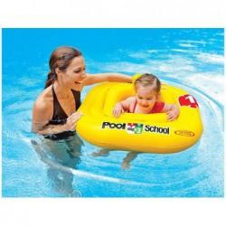 Bouée Gonflable Enfant 79x79 Cm. Pool School Intex 56587 | Piscineshorssolweb