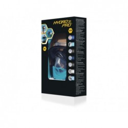 Masque Tuba Hydro Pro avec 2 Tubes Taille S/M Bestway 24060   Piscineshorssolweb