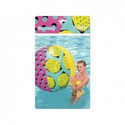 Ballon Gonflable de 122 cm. Retro Fashion Bestway 31083 | Piscineshorssolweb