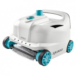 Robot Limpiafondos Deluxe Automatic Pool Cleaner ZX300 intex 28005