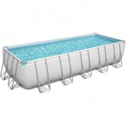 Piscine Hors Sol Power Steel de 640x274x132 cm. Bestway 5612B