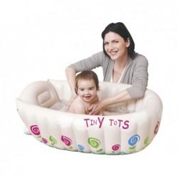 Tiny Tots Baby, baignoire gonflable Jilong 17118 | Piscineshorssolweb
