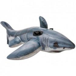 Requin Blanc Gonflable Intex 57525 De 173x107 Cm