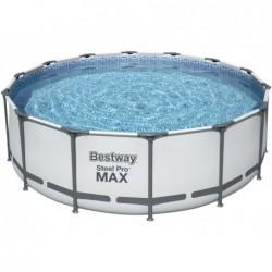 Piscine Hors Sol Steel Pro Max de 427x122 cm. Bestway 5612