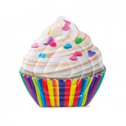 Matelas Gonflable Cupcake Intex 142x135 Cm. 58770