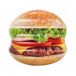 Matelas Gonflable Intex 58780 Hamburger 145x142 Cm