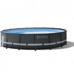 Piscine Hors Sol Intex 26326 Ultra Xtr Frame 488x122 Cm