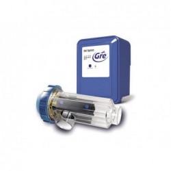 Chlorateur Salin D'électrolyse Pour Piscines De100.000 L Gre Scgphp100