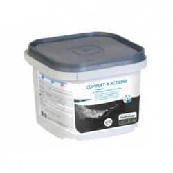 Chlore Complet 4 Actions Gre De 250 Gr. - 1.5 Kg.