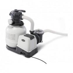 Épurateur Avec Filtre À Sable De 7.900 L/H Intex 26646   Piscineshorssolweb