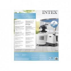 Épurateur Avec Filtre À Sable De Intex 26648 10.500 L/H | Piscineshorssolweb