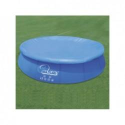 Bâche De Protection Pour Piscine Autoportante Circulaire 300 Cm Diametre