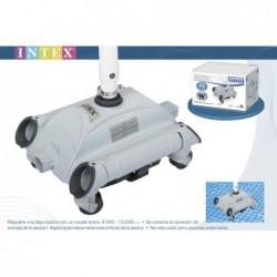 Auto Nettoyeur De Fond Intex 28001 Pour Piscine | Piscineshorssolweb