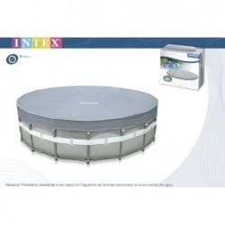 Bâche De Protection Pour Piscine Tubulaire Circulaire Ref 28041 549 Cm | Piscineshorssolweb
