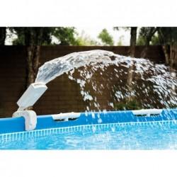 Fontaine Pour Piscines Avec Lumière Led Multicolore Intex 28089 | Piscineshorssolweb