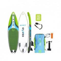 Table De Surf Gonflable Coasto Air Surf 6 Poolstar Pb-Cairs6b De 180x51 Cm.   Piscineshorssolweb