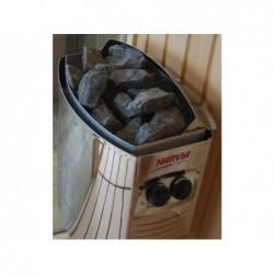 Poêle Électrique Vega De 6 Kw Pour Saunas | Piscineshorssolweb