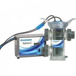 Chlorinateur Design Industriel Saline C 115 Grs Pour Piscines